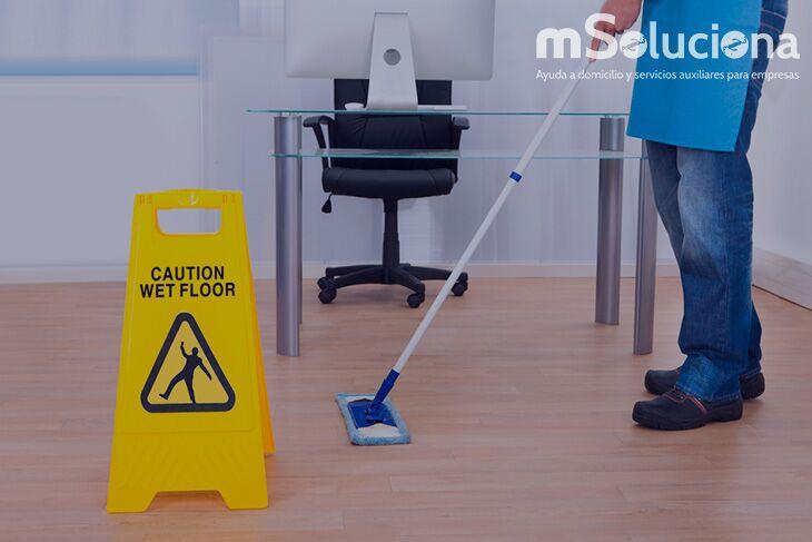 5 motivos por los que contratar una limpieza de oficinas