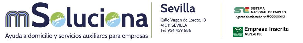 mSoluciona Sevilla Logo