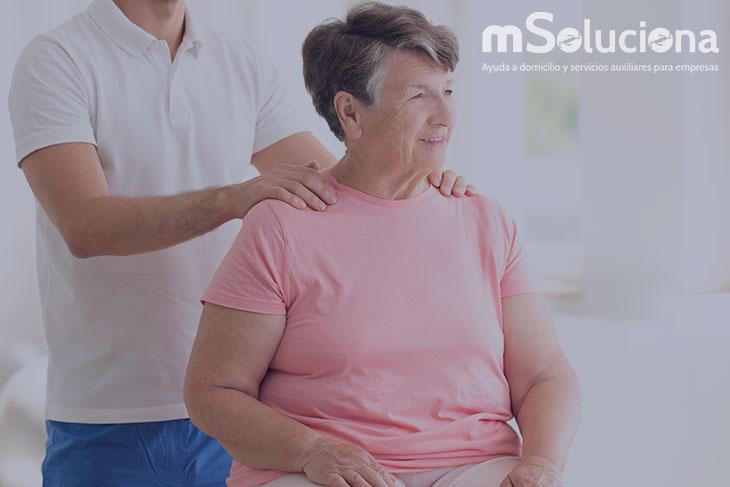 La fisioterapia ayuda frente a los efectos del envejecimiento