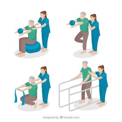 Fisioterapia para el envejecimiento